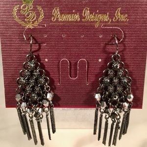 Cha-Cha: Premier Designs earrings